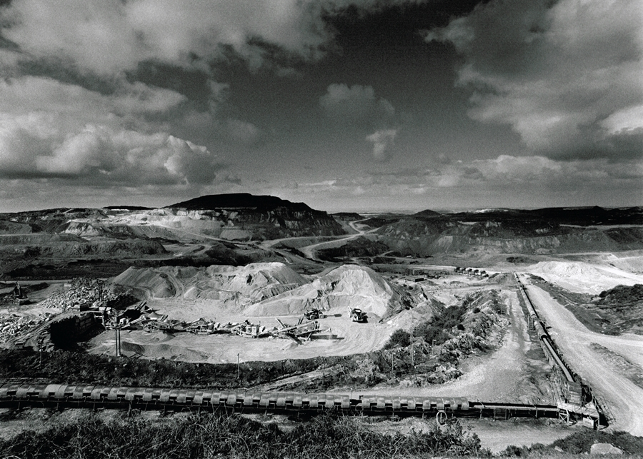 Littlejohns China Clay Pit